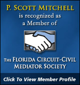 Member of the Florida Circuit Civil Mediator Society